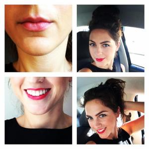Infallible Lipstick L'Oréal result