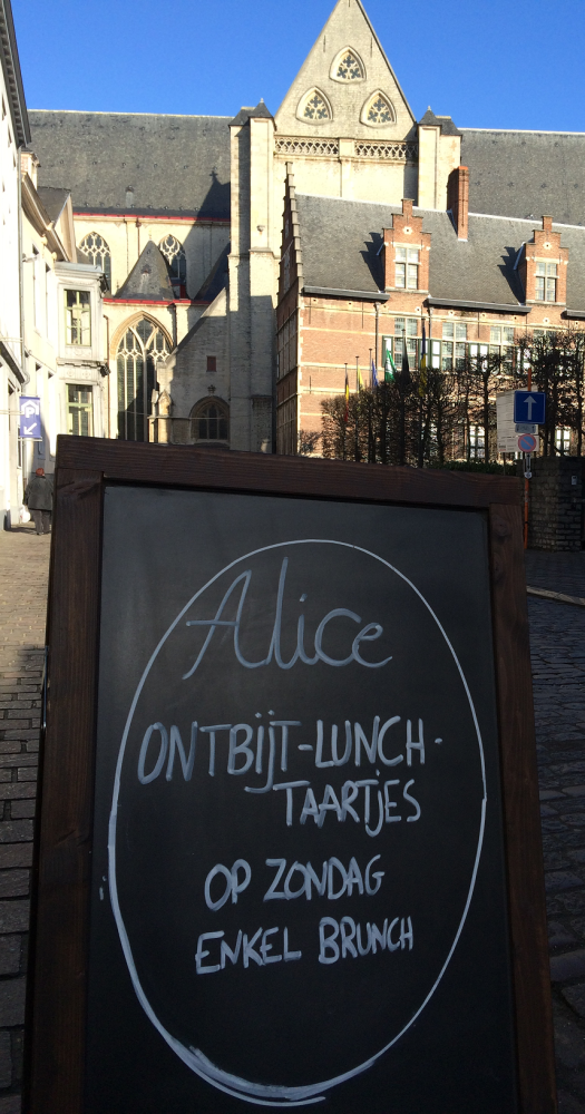 Brunch Alice in Gent