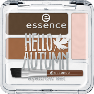 Essence Hello Autumn eyebrow set