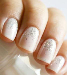 White & Glitters