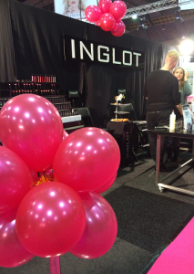 Inglot stand