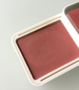 Review creamy blush UNE