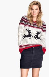 Kersttrui H&M