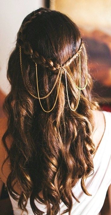Boho hair - hipste kapseltrend 2015 haar kapsels