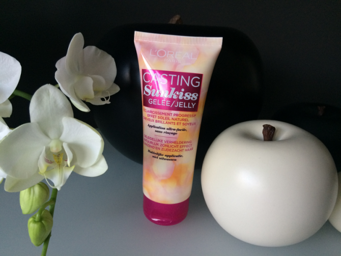 Casting Sunkiss Jelly: review