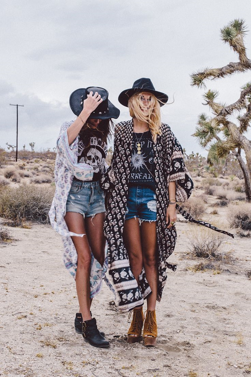 Festival outfits voor fashionista's