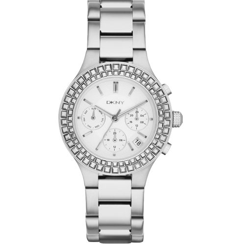 MYRwatches DKNY zilver