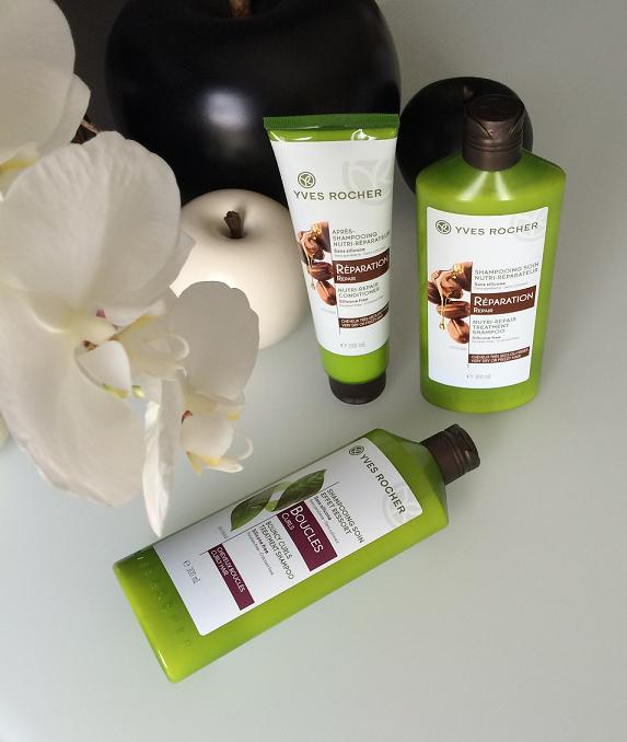 Yves Rocher shampoo zonder parabenen en siliconen