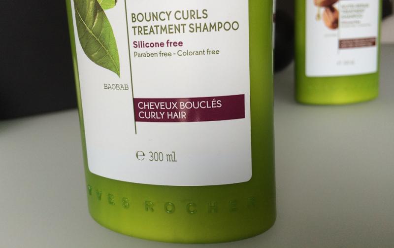 shampoo zonder siliconen en parabenen