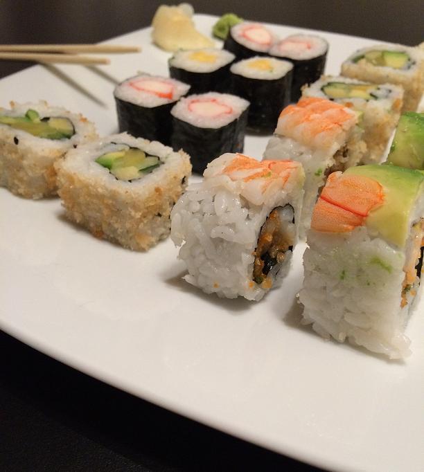 sushi gent