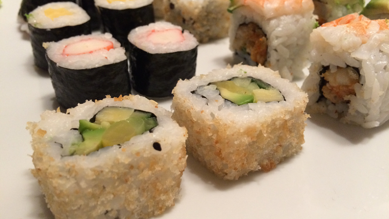 Sushi lover!